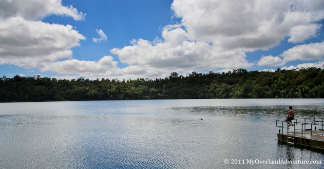 Lake Eacham