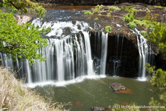 Millstream Falls