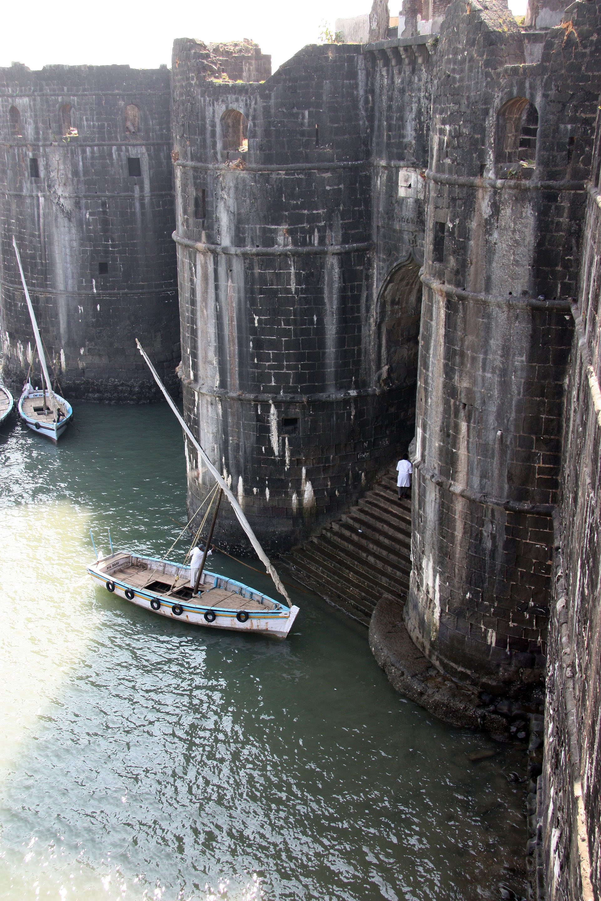 Janjira Fort - Murud